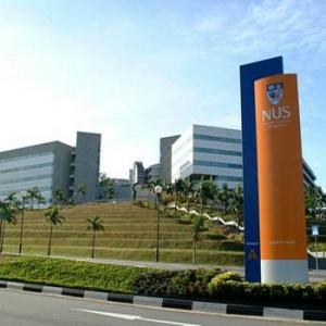 四招教你进新加坡国立大学!