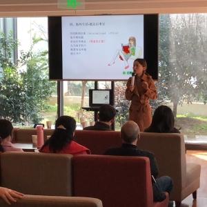 2018年日本留学4月生行前培训活动