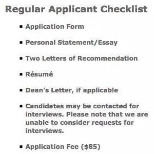 申请美国法学博士需要哪些材料
