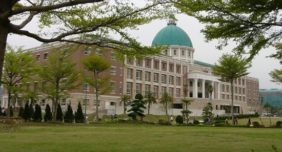 韩国留学名校之韩国亚洲大学
