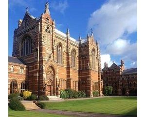 2019年CUG英国大学排名,牛津居榜首