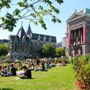 加拿大名校之麦吉尔大学