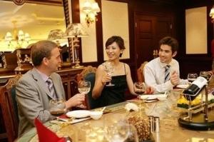 英国留学生活就餐礼仪了解下