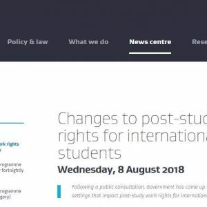 新西兰近三年最好的留学移民政策已出炉