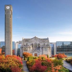 加拿大留学名校之英属哥伦比亚大学