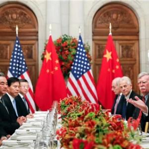中美贸易战休战  特朗普欢迎中国学生去美国留学