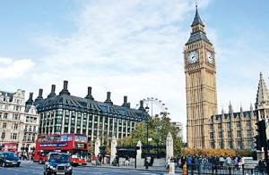去英国留学,这十大城市千万不能错过~