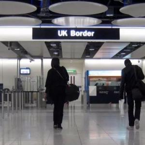 去英国有哪些东西不能带?