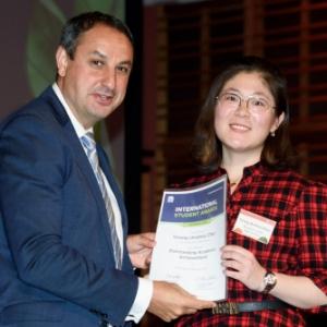 99.9分!上海姑娘成澳大利亚新州最高分留学生