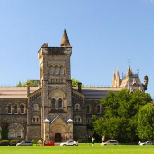 加拿大多伦多大学研究生专业详情