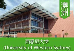 金同学——澳洲西悉尼大学