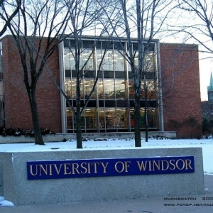 加拿大留学名校介绍——温莎大学