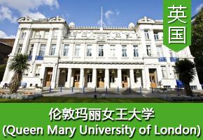 胡同学——英国伦敦玛丽王后大学
