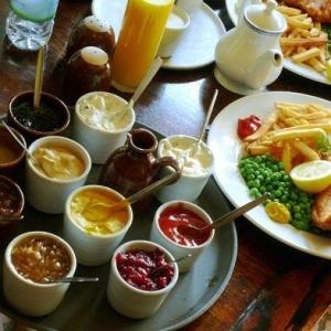 留学英国之饮食篇