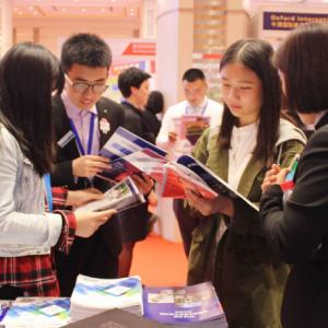 拨动中国留学市场风向标 日英加法美齐出招