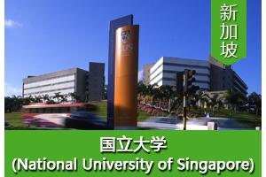 严同学——新加坡国立大学