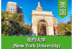 严同学——美国纽约大学