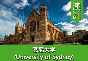 何同学——澳洲悉尼大学