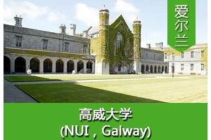 沈同学——爱尔兰高威大学
