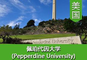 郑同学——美国佩珀代因大学