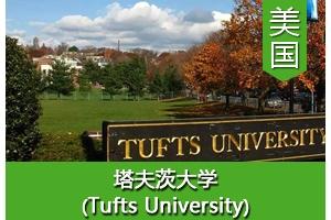 楼同学——美国塔夫茨大学