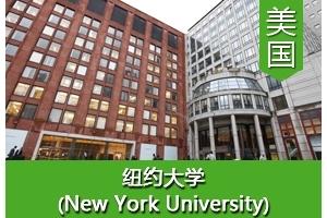 袁同学——美国纽约大学