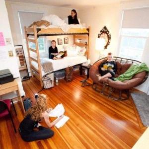 美国留学不同住宿方式费用不同!