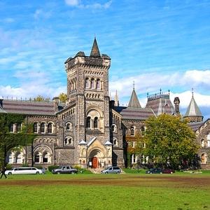 2021年泰晤士大学排名之加拿大院校