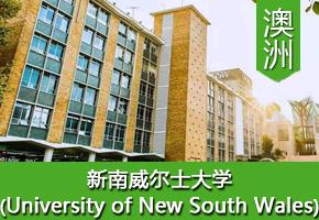 王同学——澳洲新南威尔士大学