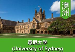 孙同学——澳洲悉尼大学