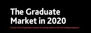 2020英国毕业生就业市场报告