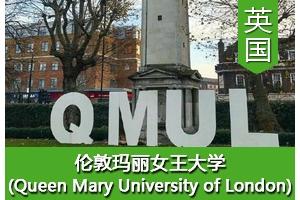张同学——英国伦敦玛丽女王大学