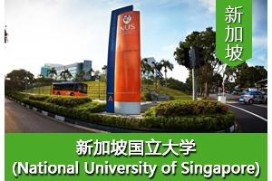 王同学——新加坡国立大学