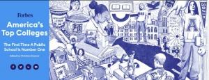 福布斯发布2021美国大学排行榜,公立学校首次登顶